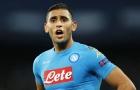 Faouzi Ghoulam - Hậu vệ đang được Arsenal theo đuổi sát sao