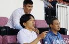 HLV Miura khốn khổ vì thời tiết ở Sài Gòn