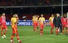 Kỉ lục của Man Utd bị... Benevento phá vỡ sau gần 100 năm