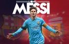 Lionel Messi - Từ cậu bé trầm lắng tới huyền thoại sống của Barcelona