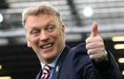 Moyes được cấp bao nhiêu tiền để cứu West Ham?