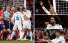 Những lần Real Madrid bị trọng tài xử ép mùa này