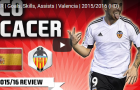Paco Alcacer từng rất bá đạo trong màu áo Valencia