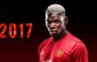 Tất cả 23 bàn thắng bên ngoài vòng cấm của Paul Pogba cho Man Utd