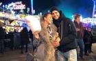 Thắng lớn, Morata được vợ dẫn đi 'giải ngố'