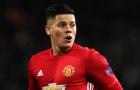 Marcos Rojo - Cầu thủ cần được Mourinho trọng dụng trước Basel
