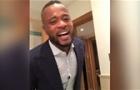 Patrice Evra bất ngờ quay clip gửi tặng Pogba