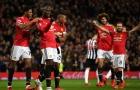 Hầu hết các đối thủ phải kinh sợ hàng công Man Utd