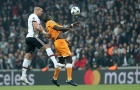 Pepe tỏa sáng, Besiktas 'sánh ngang' với Man City, Real
