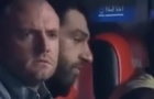 Phản ứng của Salah trước bàn thua vào phút 90+4 của Liverpool