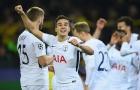 Sao trẻ Harry Winks thể hiện thế nào trước Dortmund?
