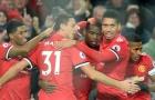 Trận cầu hấp dẫn, Man Utd hủy diệt Basel ở lượt đi