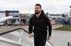 Cái lạnh không ngăn dàn sao Arsenal dạo chơi đến nước Đức