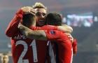 Griezmann rực sáng, Atletico Madrid đội mồ sống dậy