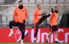 Hé lộ lí do khiến Messi bất ngờ phải dự bị trước Juventus