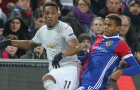 Màn trình diễn của Anthony Martial vs FC Basel