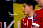 Màn trình diễn của James Rodriguez vs Anderlecht