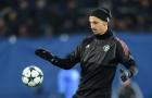 Zlatan Ibrahimovic lập kỉ lục vô tiền khoáng hậu ở Champions League