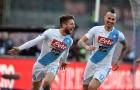Mertens - Cầu thủ đang được Barca theo đuổi ráo riết