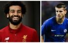 Morata - Salah: Cuộc đời đơn giản chỉ là yêu!