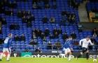 Rooney đau xót trước khán đài vắng bóng người tại Goodison Park