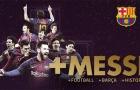 CỰC NÓNG: Messi ký hợp đồng mới với Barca