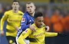 Dẫn trước 4 bàn, Dortmund vẫn bị cầm chân đầy kịch tính