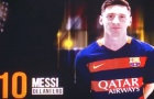 Những lần vào sân thay người 'thần thánh' của Messi