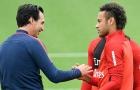 Tình thầy trò Neymar - Emery đang ngày một tốt hơn