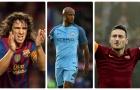Top 10 đội trưởng xứng danh 'anh đại' châu Âu