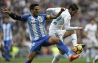Isco thể hiện ra sao trước Malaga?