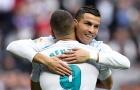 Màn trình diễn của Cristiano Ronaldo vs Malaga