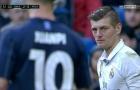 Màn trình diễn của Toni Kroos vs Malaga