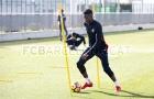 Barca đón loạt ngôi sao trở lại tập luyện