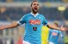 Juventus sẽ mất Higuain trong trận đại chiến với Napoli?