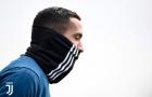 Sao Juventus tập trong giá rét, quyết tâm hạ Napoli