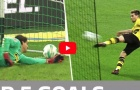 Vidal, Gotze, Keita và top 5 bàn thắng đẹp nhất vòng 13 Bundesliga