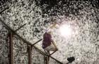 Khung cảnh 'điên rồ' ngày Copa Libertadores 2017 hạ màn