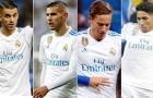Mùa này, Zidane tiến thoái lưỡng nan với 'kế hoạch B'
