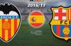 Trận hòa kịch tính giữa Valencia và Barcelona theo phong cách Lego