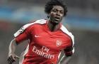Adebayor và bàn thắng khó quên vào lưới Man Utd