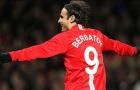 Bao lâu nữa Quỷ đỏ mới có lại một cầu thủ như Berbatov