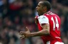 Henry và cú volley không thể cản phá vào lưới Man Utd