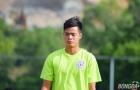 Tân binh U23 Việt Nam cảm ơn Huỳnh Đức khi được Park Hang-seo gọi lên tuyển