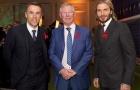Becks, Sir Alex tái hợp trong Gala từ thiện tại London