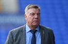 Big Sam trầm ngâm trước trận đấu ra mắt Everton