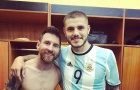 Icardi có xứng đáng được chơi bóng bên cạnh Messi?