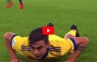 Màn trình diễn của Paulo Dybala vs Napoli