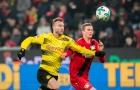 Vắng Aubameyang, Dortmund bất lực trước 10 người Leverkusen