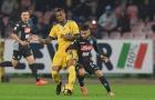 Douglas Costa thể hiện ra sao vs Napoli?